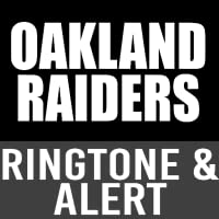 Oakland Raiders Theme Ringtone and Alert