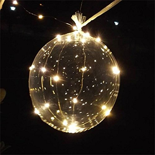 Balai 1 stück Leucht Latex Ballon, LED Bunte Ballon für Heimtextilien Weihnachten Halloween Party Hochzeit Haus Dekoration
