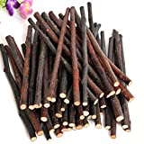 #7: SLB Works Apple Branch Chew Sticks Rabbits Hamster Guinea Pig Parrots Mice Rat Snacks OH