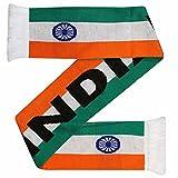India Bandiera cricket e appassionati di sport acrilico sciarpa