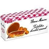 Bonne Maman Tartelettes Au Chocolat Au Lait Et Caramel - ( Prix Par Unité ) - Envoi Rapide Et Soignée