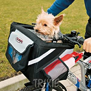 Front Box Bicycle Dog/puppies/cats Carrier/basket (pet)