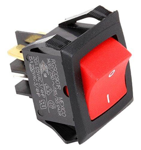delfield 2194400Wippe Appliance Rocker Switch