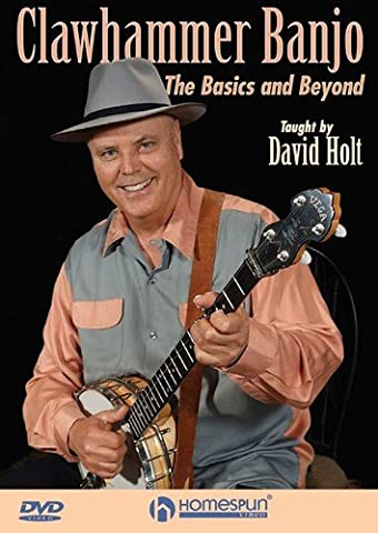 Clawhammer Banjo: The Basics And Beyond - DVD