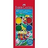 Faber-Castell Wasserfarbe Box (12 Farben)