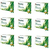 Himalaya Neem And Turmeric Soap Cleanses And Purifies Skin 125G Each (Pack Of 9)