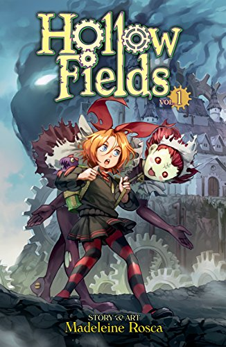 Hollow Fields (color) Vol. 1 (English Edition) Honöl