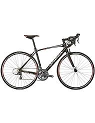 Orbea delantero H60–Bicicleta de carretera–negro 2017para bicicleta de carretera Carbono, color negro, tamaño 55 cm