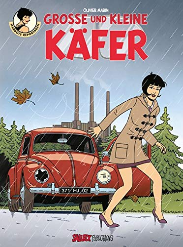 Margots Reportagen Band 5: Große und kleine Käfer