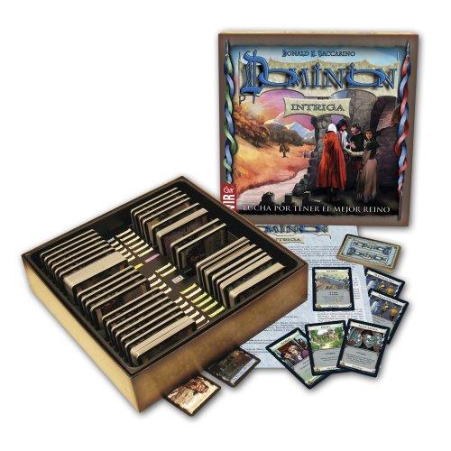 Devir Dominion Intriga, juego de mesa (BGIN)
