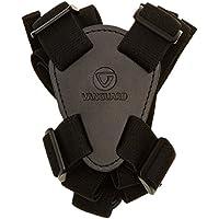 Vanguard Optic Guard - Arnés para prismáticos cómodo y ligero, color negro