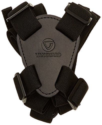 Vanguard Optic Guard Arnés para prismáticos, Unisex, Negro