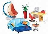 PLAYMOBIL 6457 City Life - Jugendzimmer mit ausklappbarem Sofa (Folienverpackung)