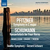 Gerard Schwarz Dirige Pfitzner, Schumann Et