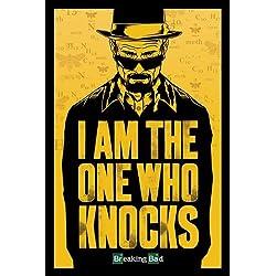 Pósters con citas de Breaking Bad para los amantes de esta serie. ¿Quién no ha oido hablar de Heisenberg?