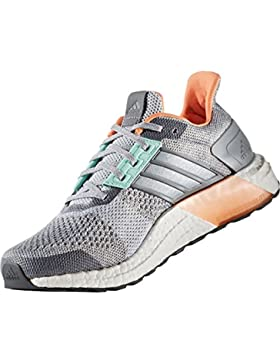 adidas Ultra Boost ST W Clear Grey White Green
