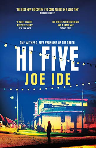 Hi Five: An electrifying combination of Holmesian mystery and SoCal grit (English Edition)