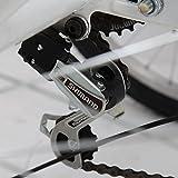 Ridgeyard Dreirad Für Erwachsene 24 Zoll 6 Geschwindigkeit 3 Rad Fahrrad Dreirad Pedal mit Warenkorb (Weiß) Vergleich