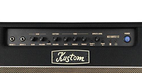 Kustom kg100fx112amplificatore combo per chitarra 100W RMS