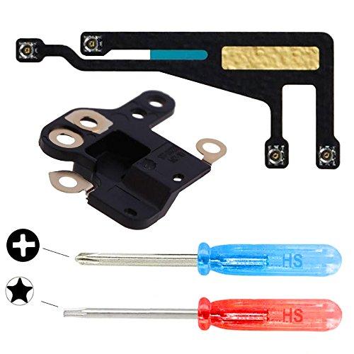MMOBIEL WiFi WLAN Bluetooth Antenna Segnale Connettore e GPS Cuffia Supporto per iPhone 6 Module Flexcable Inclusi 2X cacciaviti per Una Installazione Facile