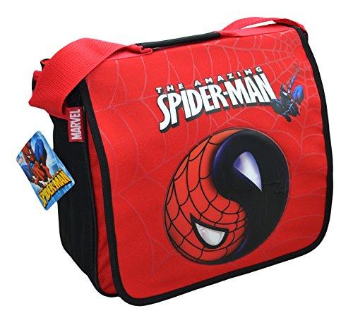 Spiderman Notebook,Organizer Umhängetasche