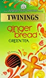 Best Twinings green tea - Twinings Gingerbread Green Tea 20 Envelopes Review