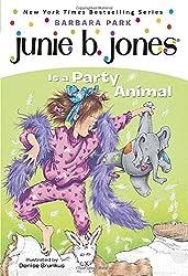 Junie B. Jones Is a Party Animal (Junie B. Jones, No. 10) by Barbara Park (1997-09-16)
