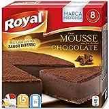 Royal Pastel Mousse de Chocolate - Paquete de 7 x 32.14 gr - Total: 225 gr