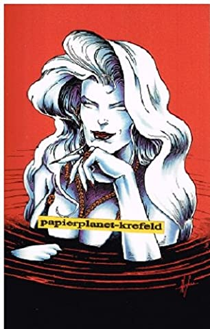 Lady Death Swimsuit Special 1, Premium Edition, May 1994, Chaos ! Comics
