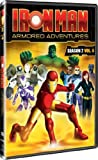 Iron Man: Armored Adventures - Season 2, Vol 4 by Adrian Petriw