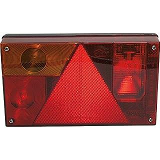 Lichtscheibe für Aspöck Multipoint 1, Ausführung links