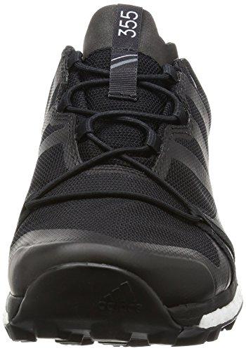 adidas Terrex Agravic GTX Black Power Red White Noir (Nero Negbas/negbas/ftwbla)