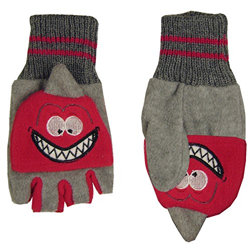 Hey-Hey Twenty Kids Fleece Mitten Glove Top mit Fold Over (Convertible-manschetten)