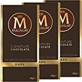 Magnum Dark Schokolade 3er Set (3x90g Tafel)