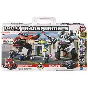 KRE-O Transformers Battle for Energon Set (98812) by Kre-o TOY (English Manual)
