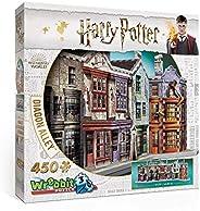 Winkelgasse/Diagon Alley - Harry Potter/ 3D-Puzzle 450 Teile