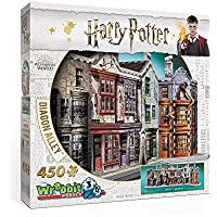 HARRY POTTER Diagon Alley Puzzle