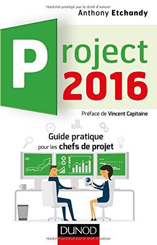 Project 2016 - Guide pratique pour les chefs de projet