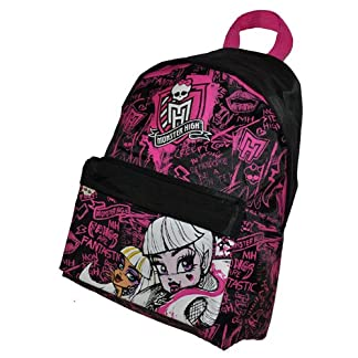 Monster High 85011 – Juegos al Aire Libre y Deportes, Teen Mochila