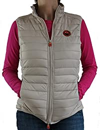 Geographical Norway - Chaleco - chaqueta guateada - para mujer
