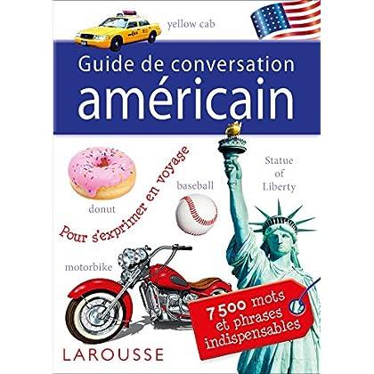 Guide de conversation Larousse américain