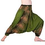 Aladdinpants: v Pfau, olivegreen