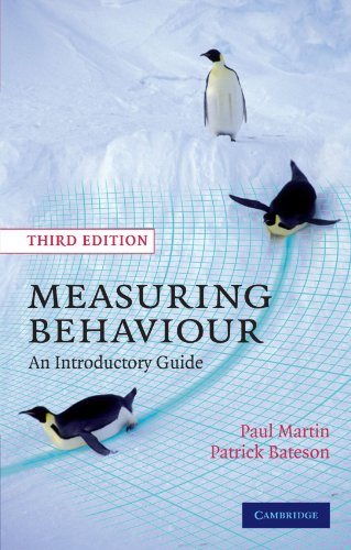 Measuring Behaviour 3rd Edition Paperback: An Introductory Guide