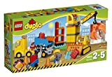 #6: Lego Big Construction Site, Multi Color