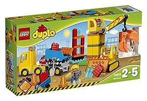 LEGO DUPLO 10813 – Große Baustelle