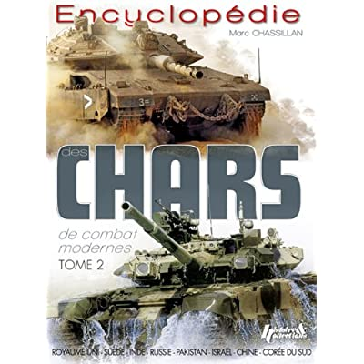 Encyclopédie des chars de combat modernes tome 2