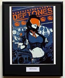 Deftones/Promo Pic, photo encadrée