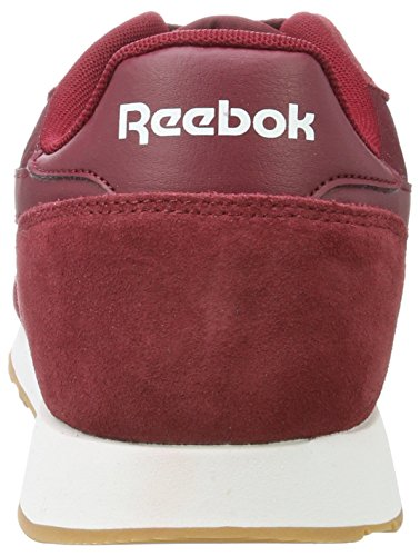 Reebok Bs7972, Chaussures de Fitness Homme Rouge (Collegiate Burgundy/white/gum)