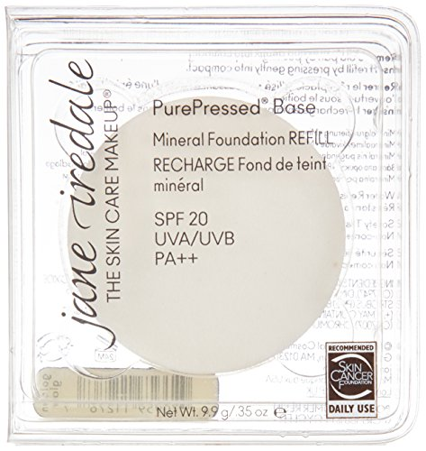 Jane Iredale Pure Pressed Base Golden Glow refill, 9.9 g