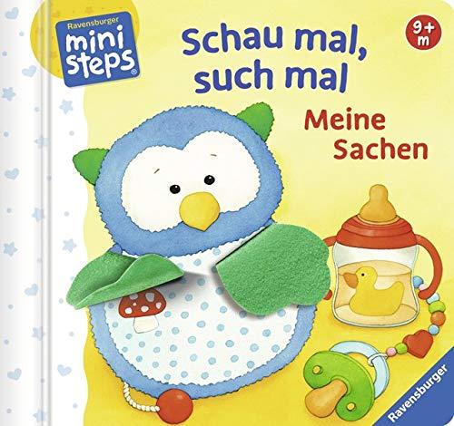 Schau mal, such mal: Meine Sachen: Ab 9 Monaten (ministeps Bücher) (9 Monate Baby-bücher)